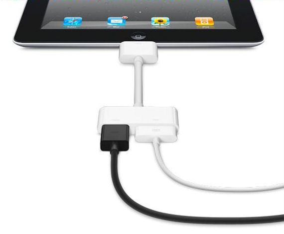 iPad HDMI Adapter