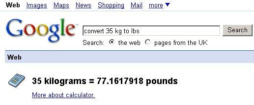 Google Convert