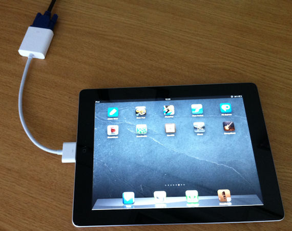 iPad VGA Connector