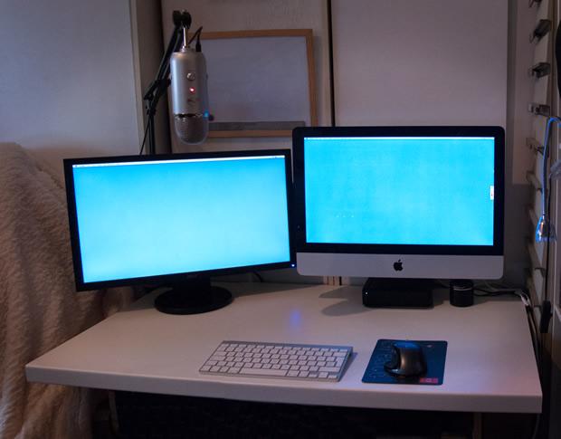 My Desk 20131207